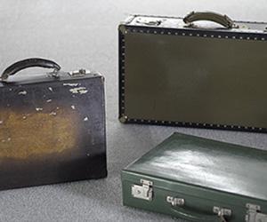 3 vintage Toyooka bags